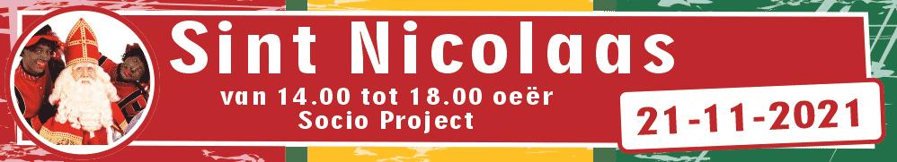 Sint Nicolaas 2021